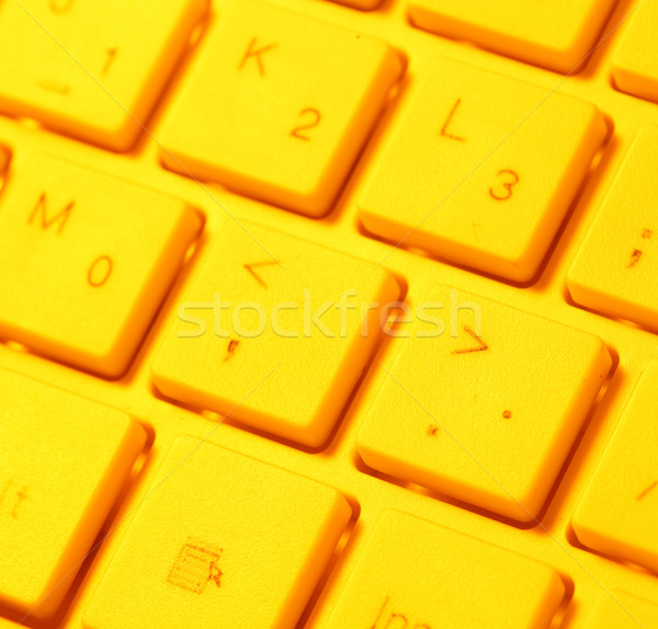 keyboard Stock photo © janaka