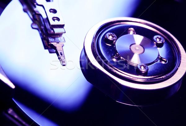 ドライブ セキュリティ ノートブック ソフトウェア ストックフォト © janaka