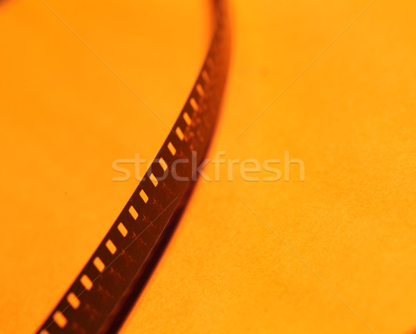 Bande de film vieux 8mm art industrie Photo stock © janaka