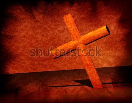 Holy cross Stock photo © janaka