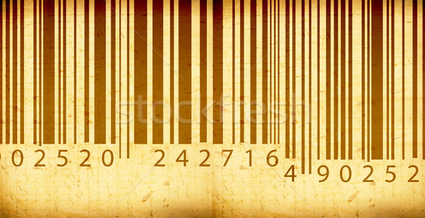 Bar code Stock photo © janaka