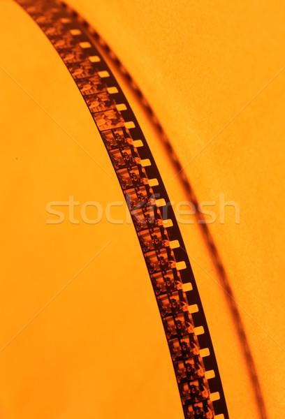 кинопленка старые 8мм искусства промышленности Сток-фото © janaka