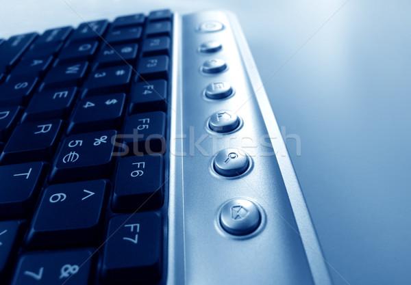 клавиатура Кнопки работу Сток-фото © janaka