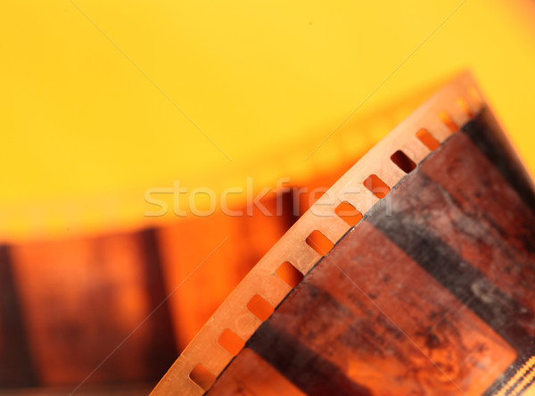 Stockfoto: Oude · film · 35mm · film · film · reel · textuur
