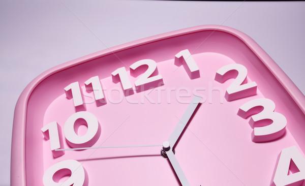 Clock Stock photo © janaka
