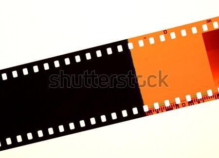 Negative films Stock photo © janaka