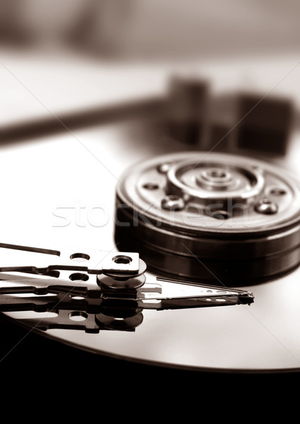 Hard disk drive Stock photo © janaka
