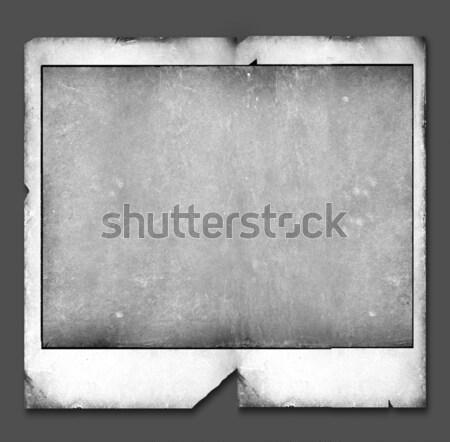 Polaroid Stock photo © janaka