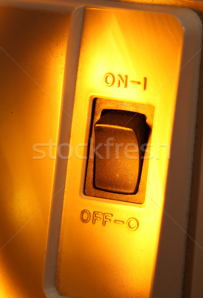 Switch Stock photo © janaka
