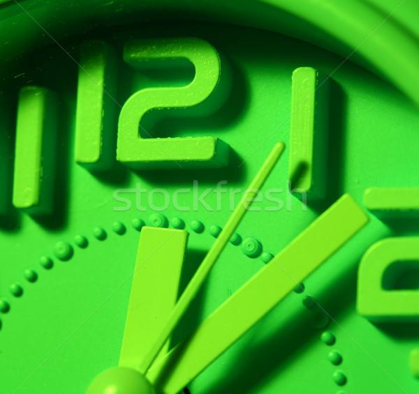 Clock face Stock photo © janaka