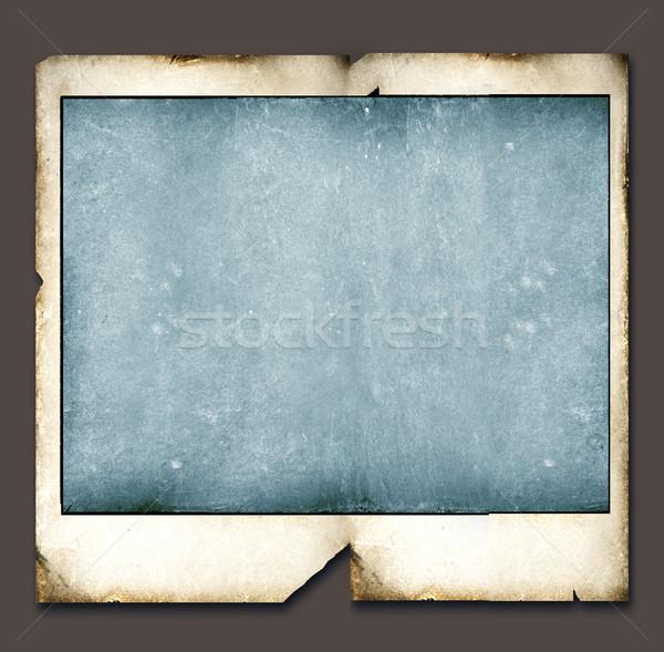 Stock photo: Polaroid
