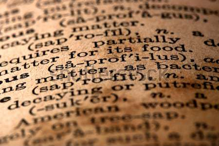 Old Book Stock photo © janaka