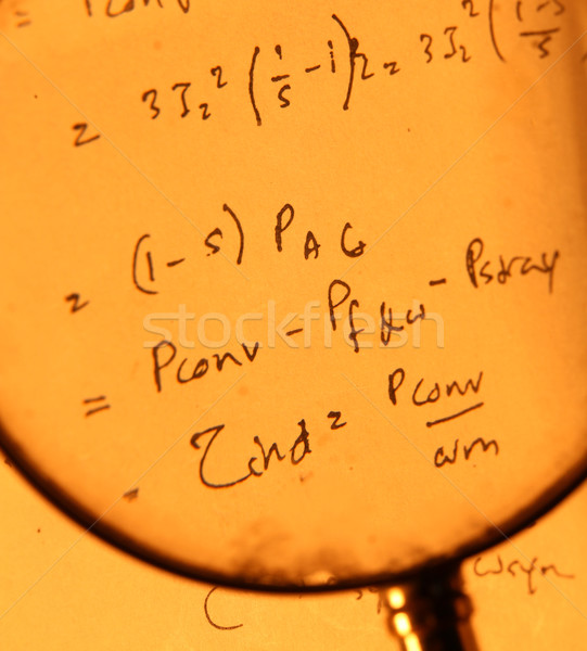 Mathematical Background Stock photo © janaka