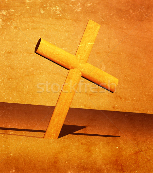Holy cross Stock photo © janaka