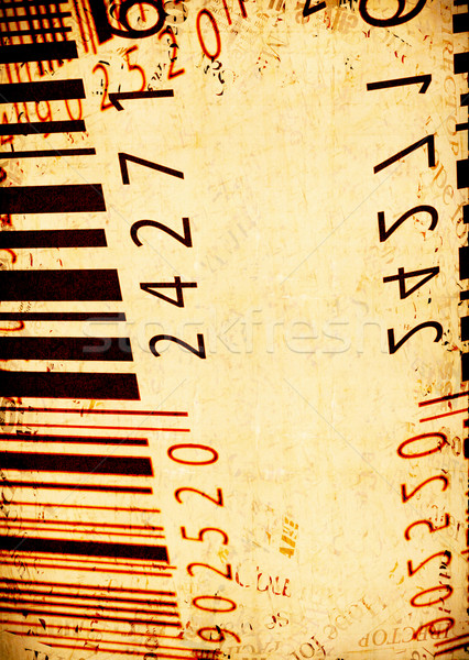 Abstract Bar code labels Stock photo © janaka