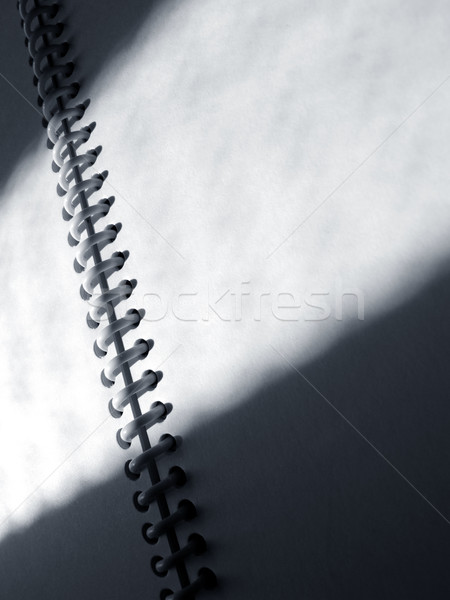 Close up of spiral note book Stock photo © janaka