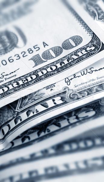 доллара американский деньги банка наличных Сток-фото © janaka