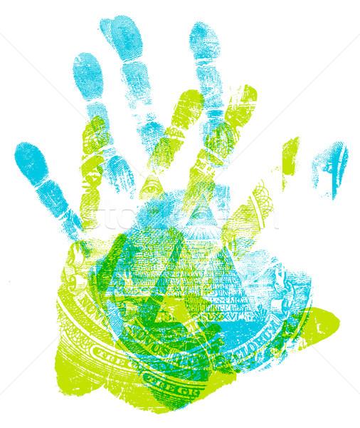 Hand Stock photo © janaka