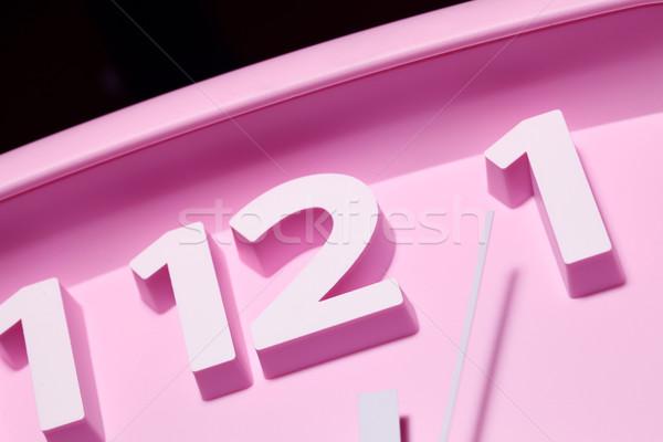 часы бизнеса служба технологий Сток-фото © janaka