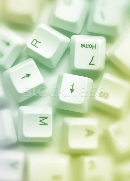 computer keys Stock photo © janaka