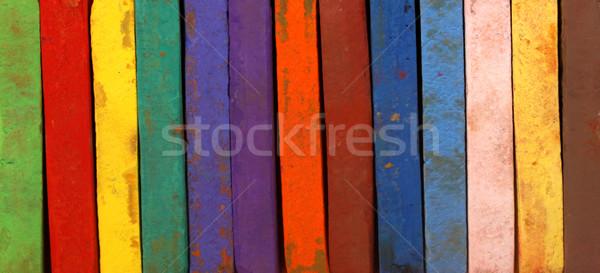 pastels Stock photo © janaka