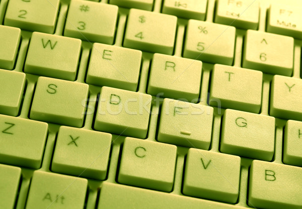 keyboard Stock photo © janaka