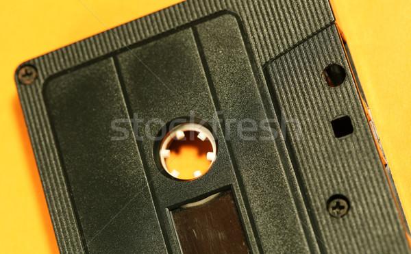аудио кассету классический играть лента Сток-фото © janaka