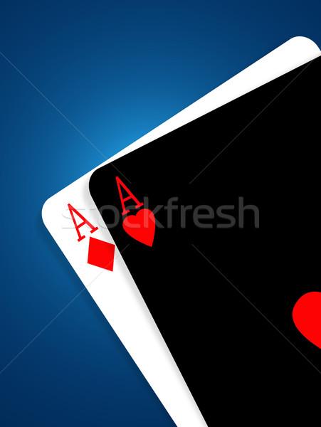 Aces Stock photo © janaka