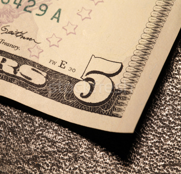 Dolar iş para finanse banka Stok fotoğraf © janaka
