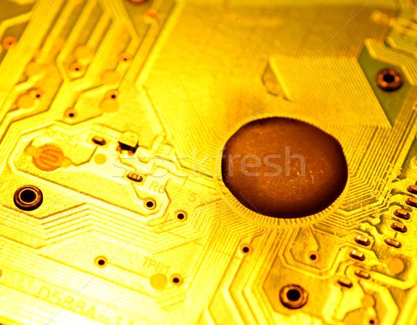 Circuit Board Stock photo © janaka
