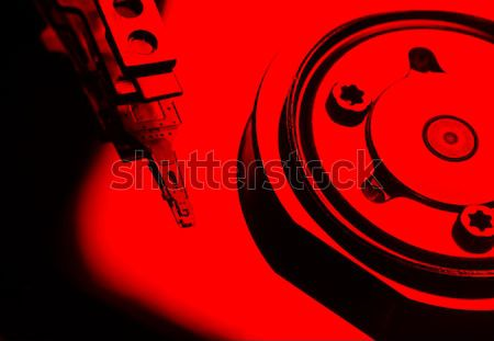 Hard Disk Drive Stock photo © janaka