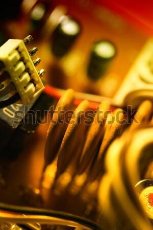 Digital clock Stock photo © janaka
