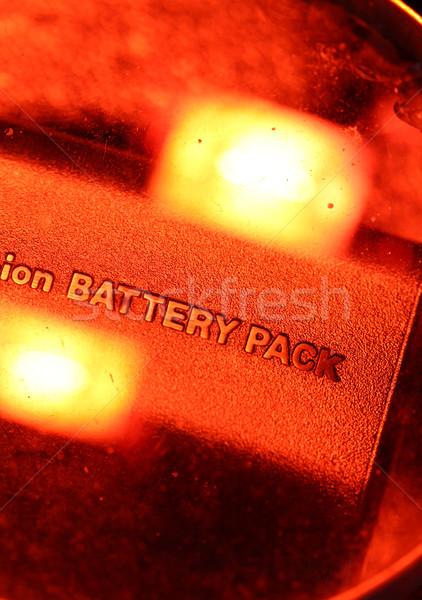 батареи Pack технологий науки службе Сток-фото © janaka
