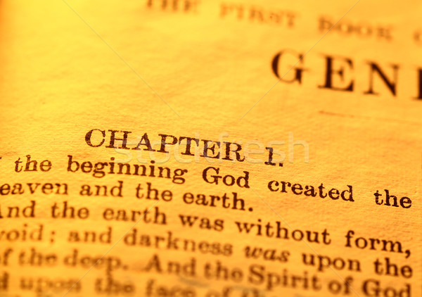 Bíblia velho livro páscoa Foto stock © janaka