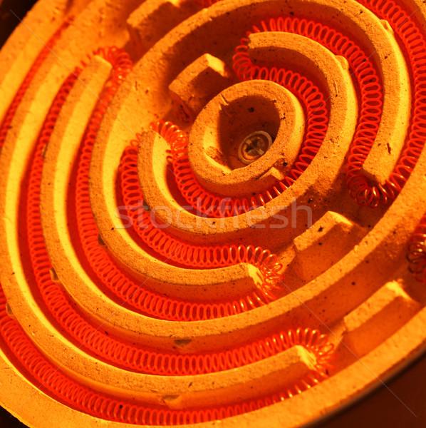Heating coil Stock photo © janaka