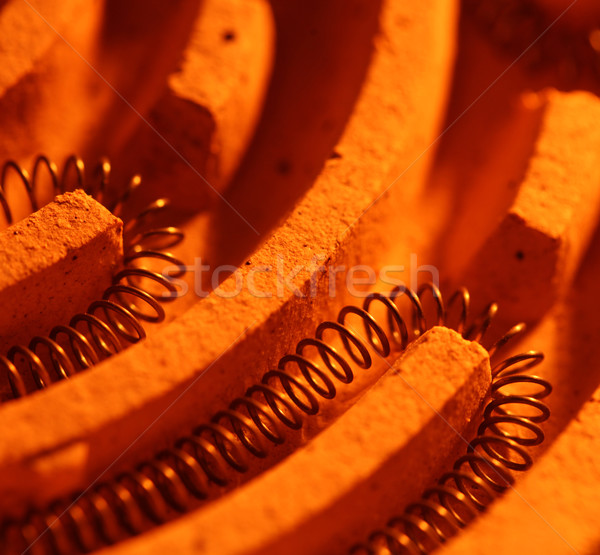 Heating coil Stock photo © janaka