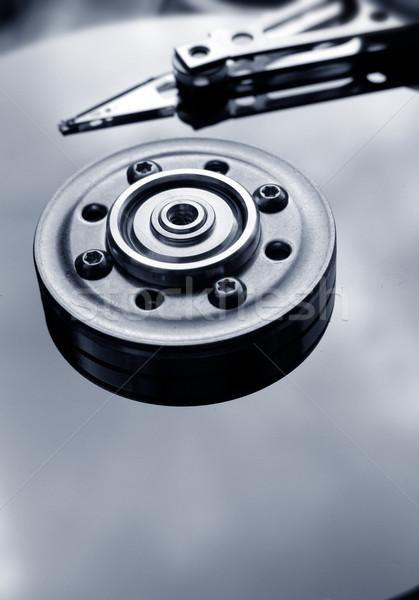 дисков компьютер ноутбука Сток-фото © janaka