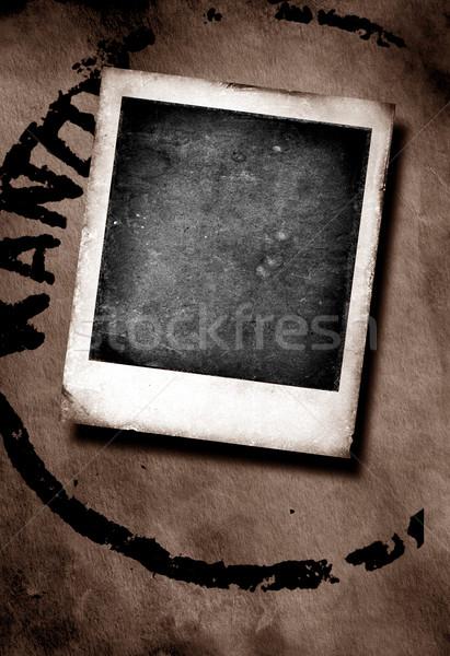 Immediato foto film vecchio foto Foto d'archivio © janaka