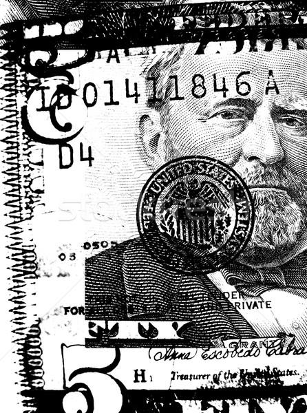 Soyut dolar iş arka plan finanse satış Stok fotoğraf © janaka