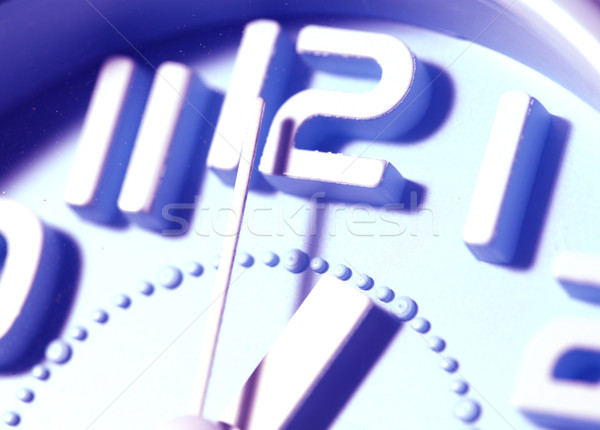 Clock face Stock photo © janaka