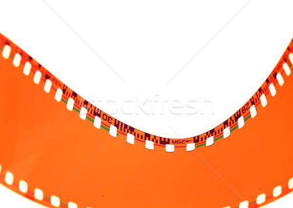 Negatív filmek közelkép öreg film laboratórium Stock fotó © janaka