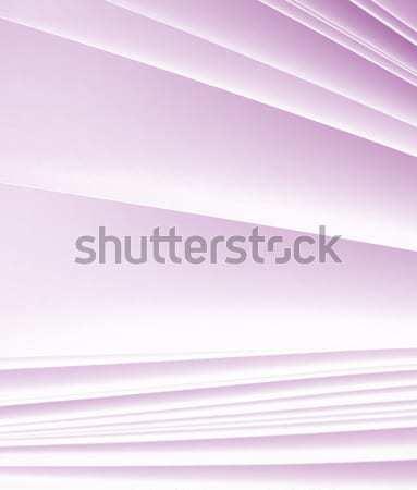 Jegyzet könyv nem leírás iskola levél Stock fotó © janaka