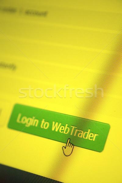 Web Icon Stock photo © janaka
