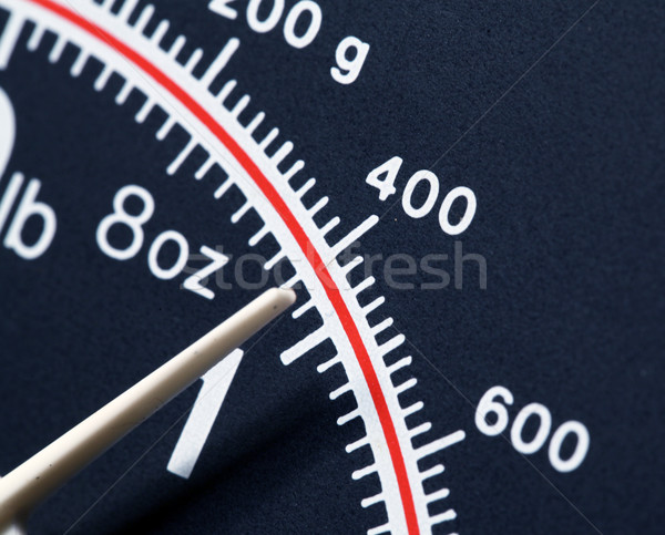 Escala moderno fitness gordura máquina Foto stock © janaka