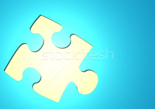 puzzle Stock photo © janaka