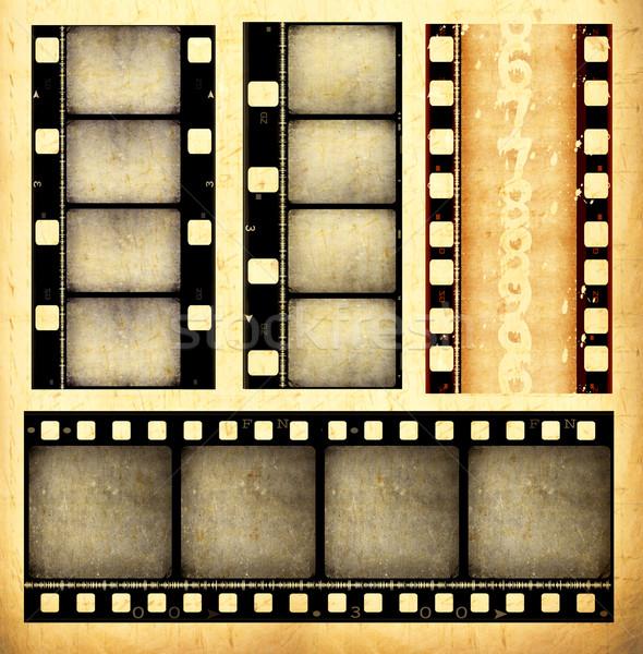 Old Film Stock photo © janaka