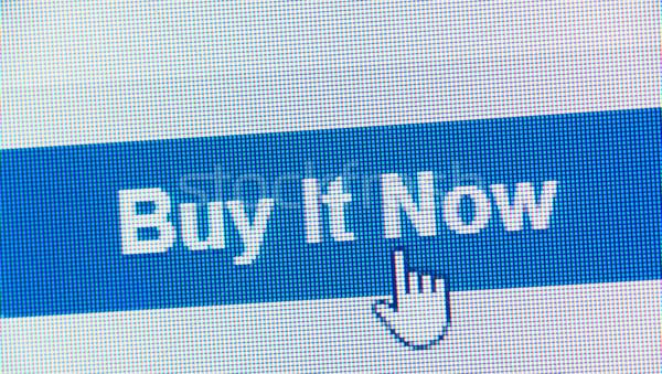 Foto stock: ícone · web · computador · mundo · compras · rede
