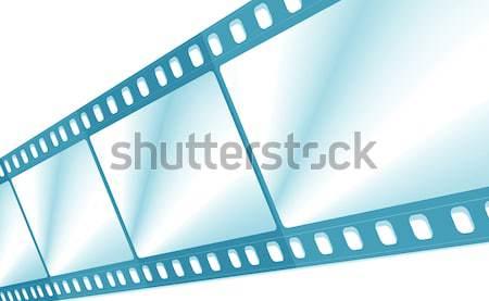 35mm negatif film kareler arka plan Stok fotoğraf © janaka