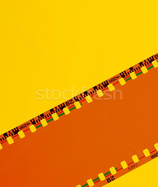 Négatifs films vieux film laboratoire Photo stock © janaka