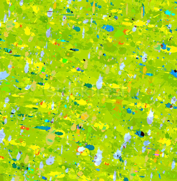 аннотация Живопись фоны текстуры цифровой искусства Сток-фото © janaka